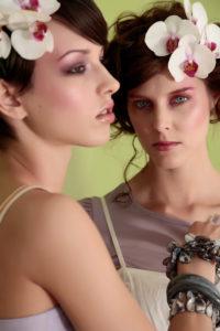 Foto: Porträt Fotomodelle