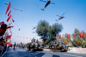 Foto: Militärparade Türkei